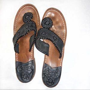 Black Jack Rodgers Sandals